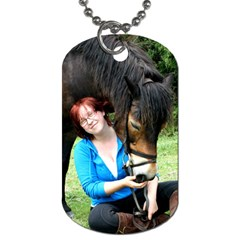 Archie Dogtag By Hannah Pagan   Dog Tag (two Sides)   Jq8b1uoh44bq   Www Artscow Com Back
