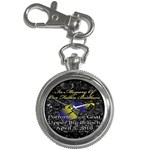 Coal Miner s Memorial Key Chain Watch