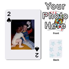 Deck Of Playing Cards By Bonnie Peloquin   Playing Cards 54 Designs   Ncnfu2jaxt62   Www Artscow Com Front - Spade2