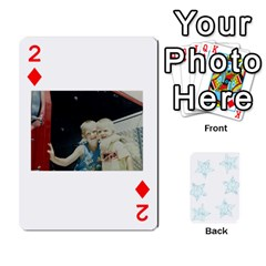 Deck Of Playing Cards By Bonnie Peloquin   Playing Cards 54 Designs   Ncnfu2jaxt62   Www Artscow Com Front - Diamond2