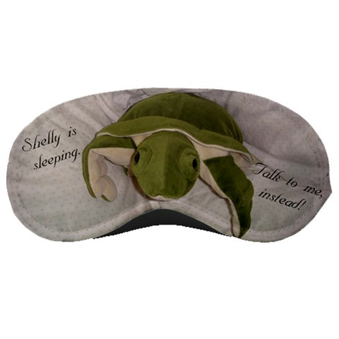 Turtle Mask By Tricia   Sleeping Mask   Uifvv45yxkmm   Www Artscow Com Front