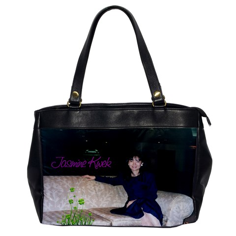 Jasmine Bag By Justin Chia   Oversize Office Handbag   Riood5vxayul   Www Artscow Com Front
