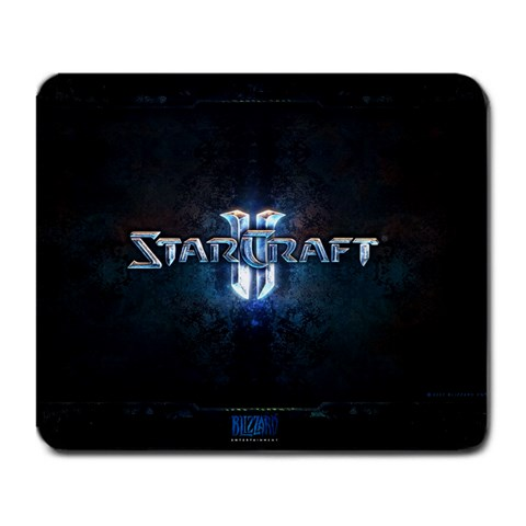 Starcraft Ii By An Tr??ng ??ng   Large Mousepad   Hnhpkdgb7ks8   Www Artscow Com Front