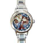 watchy - Round Italian Charm Watch