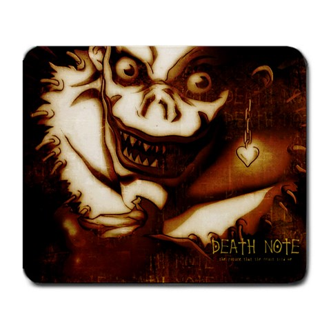 Death Note   Ryuk By Tom  theo  Ant Kinsella   Large Mousepad   Q051i48a81uz   Www Artscow Com Front