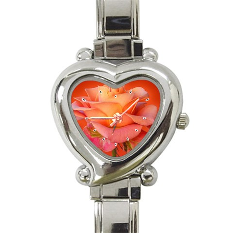 Watch By Zeel   Heart Italian Charm Watch   Gk73yvnvliwk   Www Artscow Com Front