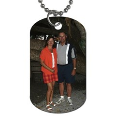 Dog Tags By Kathy Rayhons   Dog Tag (two Sides)   3ckh01r1h6qz   Www Artscow Com Back