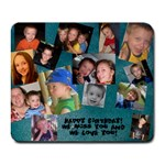 Dad s Birthday - Collage Mousepad