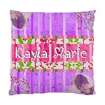 Kayla s Justin bieber pillow - Standard Cushion Case (Two Sides)