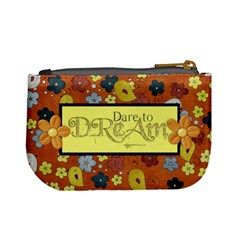 Dare To Dream By Jodi   Mini Coin Purse   V35c2xtvok0z   Www Artscow Com Back