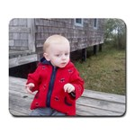 Tommy s mousepad!!  - Large Mousepad
