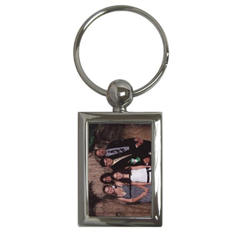 By Kara   Key Chain (rectangle)   Yjsomlqmk18n   Www Artscow Com Front