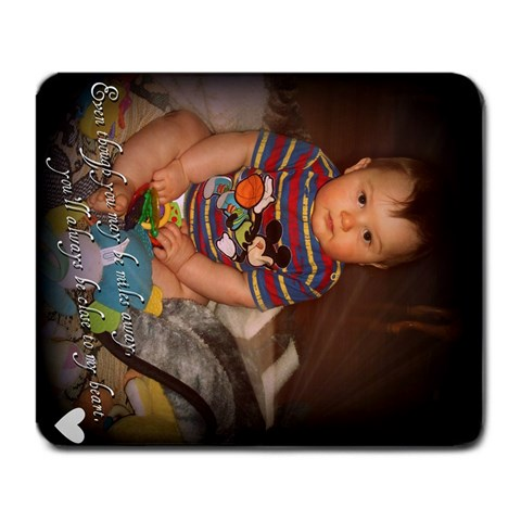 By Jenna Lynn Gallagher   Large Mousepad   R9w6aaul5u9z   Www Artscow Com Front