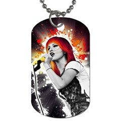 Shelby s Hayley Dogtag By Tracy   Dog Tag (two Sides)   Mv9cweahxmop   Www Artscow Com Front