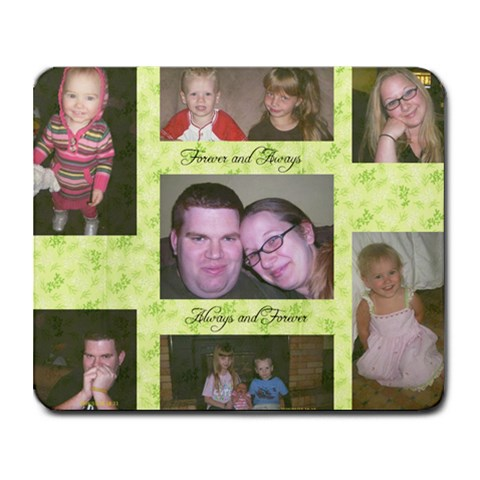 Jessica Smith Family Mouse Pad By Jessica   Collage Mousepad   Hsvnjwfsc7h0   Www Artscow Com 9.25 x7.75 Mousepad - 1