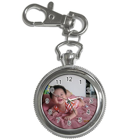 A Watch That Is Solely Mine ! By Pauline Tan   Key Chain Watch   Frlh246s86x1   Www Artscow Com Front