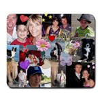 Karen - Collage Mousepad