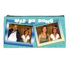 Rober Y Yo Con Ana By Lydia   Pencil Case   Idg0i58o1gxn   Www Artscow Com Front