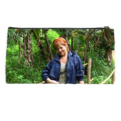 Rober Y Yo Con Ana By Lydia   Pencil Case   Idg0i58o1gxn   Www Artscow Com Back