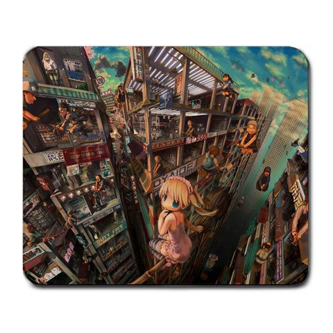 My Old Wallpaper By Daniel    Large Mousepad   Wi8yihzyd9s1   Www Artscow Com Front