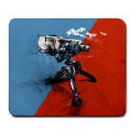 tf2 turret pad - Large Mousepad