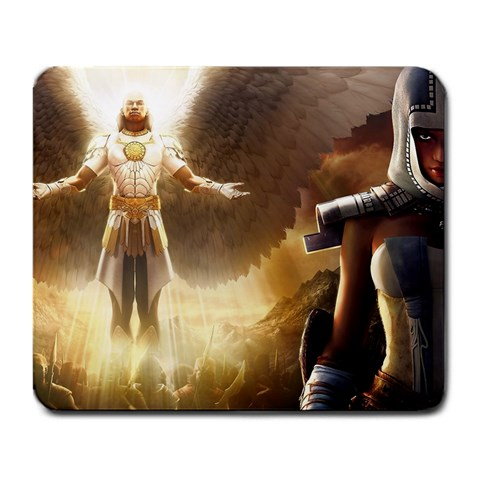 Free Mousepad  By Dominic Strohmeyer   Large Mousepad   K4wvxry48dax   Www Artscow Com Front