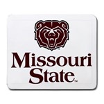 Missouri State Bear s Mousepad - Large Mousepad