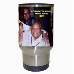 Uncle Arnie s Mug By Mindy  Berry   Travel Mug (white)   0bc2klh60gkg   Www Artscow Com Center