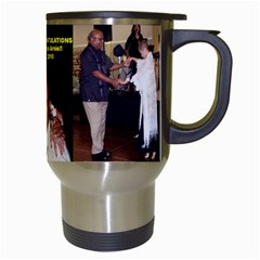 Uncle Arnie s Mug By Mindy  Berry   Travel Mug (white)   0bc2klh60gkg   Www Artscow Com Right