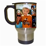 Madison s Colorado Mug - Travel Mug (White)