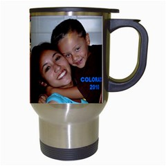 Madison s Colorado Mug By Mindy  Berry   Travel Mug (white)   4pemrhakzps9   Www Artscow Com Right