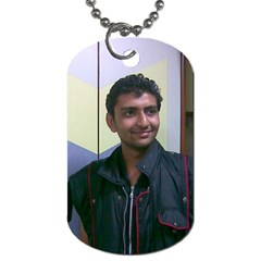 Dog Tag (two Sides)  By Chetan   Dog Tag (two Sides)   6xrsamvcoqnt   Www Artscow Com Back
