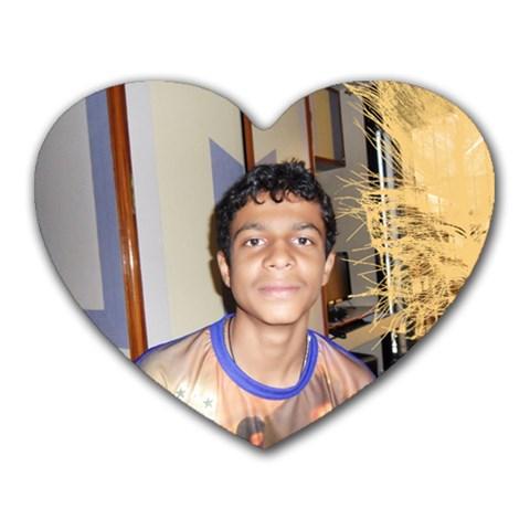 Aa By Zeel   Heart Mousepad   Df7otg1kv89i   Www Artscow Com Front