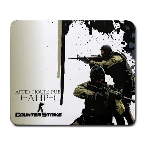 Ahp By Dennis Johnson   Large Mousepad   Byh8z9mbfarj   Www Artscow Com Front