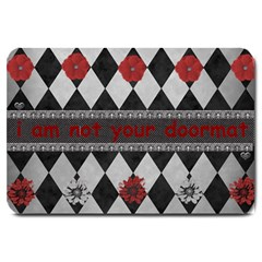 Doormats By Jodi   Large Doormat   M6uk4p3sy8r6   Www Artscow Com 30 x20 Door Mat - 1