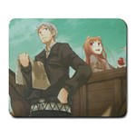 Spice and Wolf - Large Mousepad