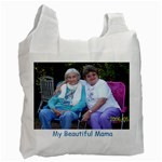 Beautiful tote bag - Recycle Bag (One Side)