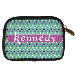 Kennedy s Camera Case By Anna Marie   Digital Camera Leather Case   Fh2qm472tz0h   Www Artscow Com Back