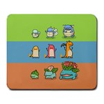 pokomon - Large Mousepad