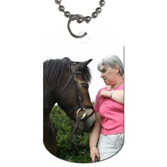 Dogtag By Hannah Pagan   Dog Tag (two Sides)   Lq79rwt0761c   Www Artscow Com Front