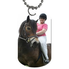 Dogtag By Hannah Pagan   Dog Tag (two Sides)   Lq79rwt0761c   Www Artscow Com Back