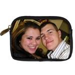BooPack - Digital Camera Leather Case