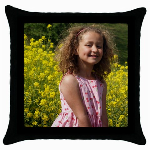 By Kim   Throw Pillow Case (black)   Ezzo2adcwgut   Www Artscow Com Front
