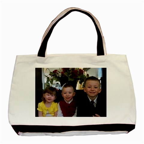 Bag By Jessrah    Basic Tote Bag   97x7pufick7m   Www Artscow Com Front