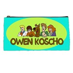 I made a pencil case for Owen!