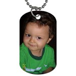 Axl Raven Harper - Dog Tag (One Side)