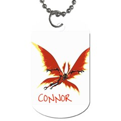 The Dog Tag I Made For Connor! By Jennie Phelps   Dog Tag (two Sides)   Scwvrhstkm79   Www Artscow Com Front