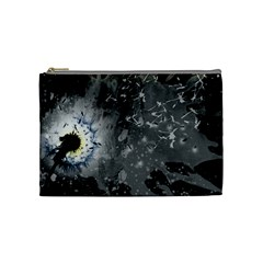 Dandy Paint By Annette Aguirre   Cosmetic Bag (medium)   Lubllfcg7gbj   Www Artscow Com Front