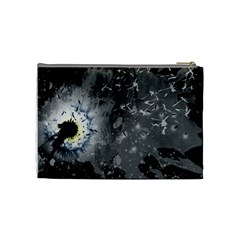Dandy Paint By Annette Aguirre   Cosmetic Bag (medium)   Lubllfcg7gbj   Www Artscow Com Back