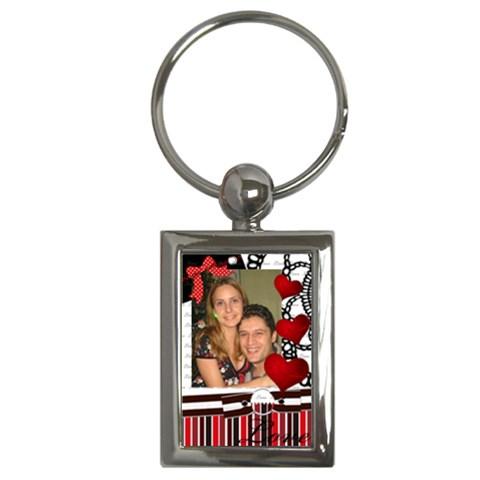 Keychain1 By Svetlana Simeonova   Key Chain (rectangle)   Jrzwiv72q3ir   Www Artscow Com Front